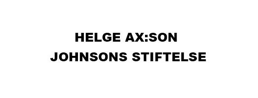 Helge Ax:son Johnsons Stiftelse